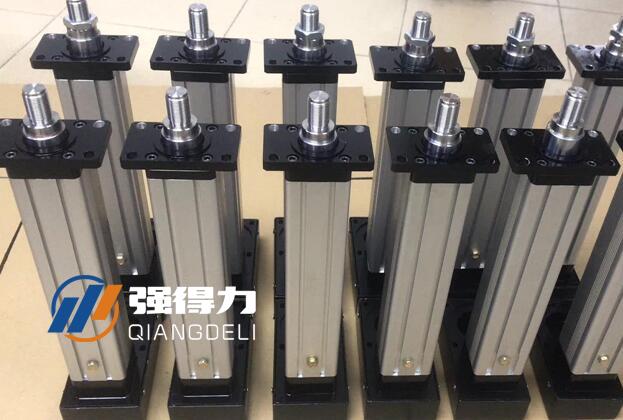 国产电动缸品牌-强得力伺服电动缸