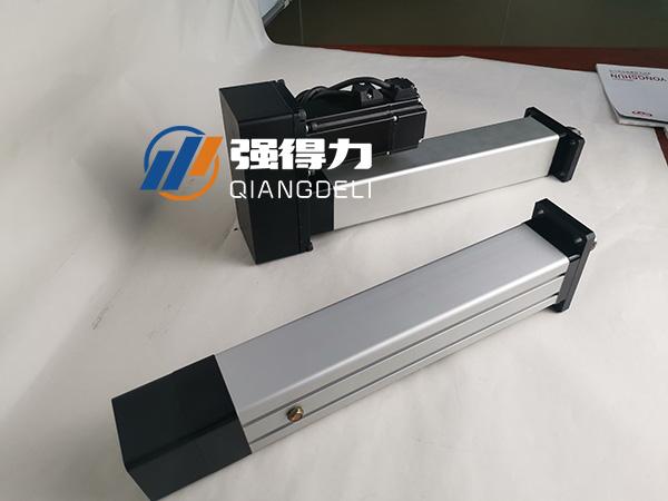 强得力折返式电动缸与直线式电动缸