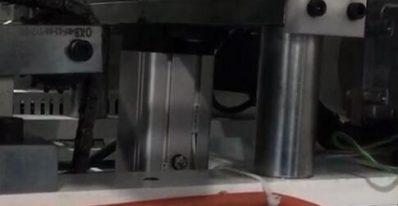 强得力伺服电动缸在印刷配套自动化设备上的应用